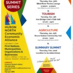 Upcoming Huron North Community Economic Alliance Summits