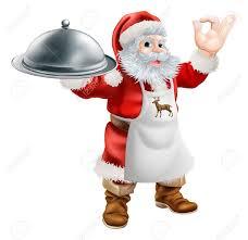 Santa's Christmas Dinner