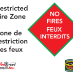 July 20, 2018:  MNRF FIRE RESTRICTION REMAINS IN EFFECT