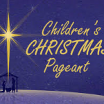 Children's Christmas Pageant