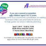 ADSAB licensed Child Care Consultations