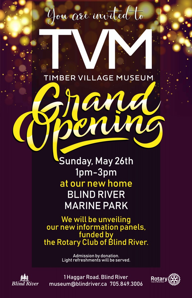 TVM Grand Opening