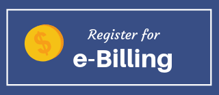 Register for e-Billing button