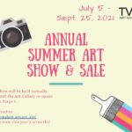 Annual Summer Art Show and Sale