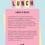 Sponsor a Lunch